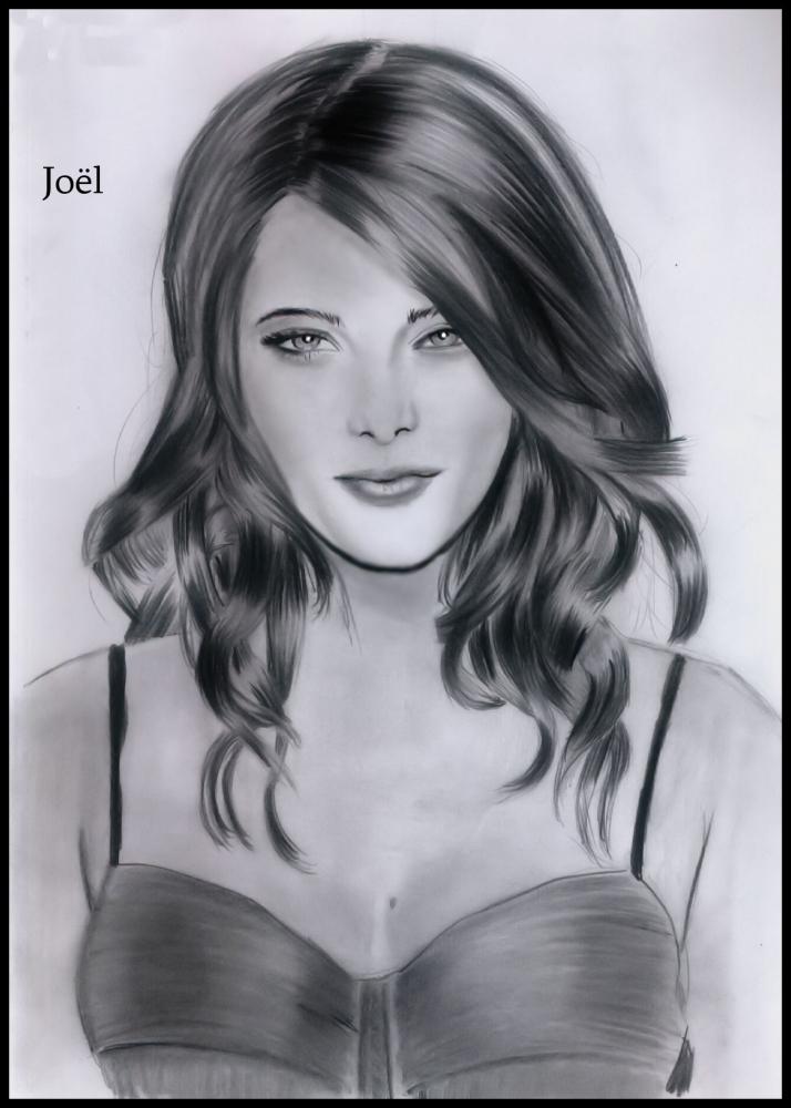 Ashley Greene by klk68